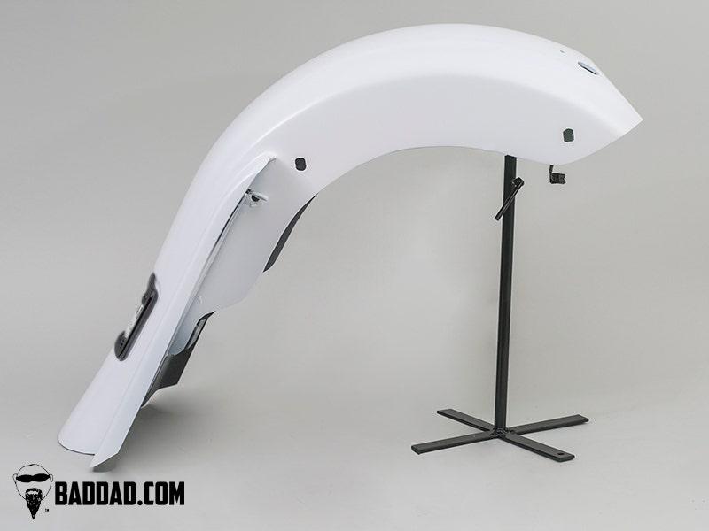 Bad-Dad-Summit-No-Cut-Bag-w-Recess-Flush-Mount-Taillight-Black-Plate-09-13-FL miniature 2