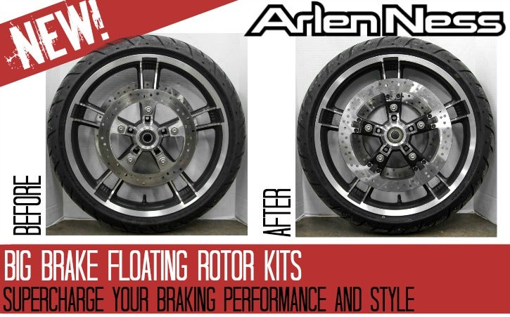 Arlen Ness Big Rotor Kit