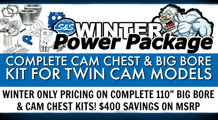 Winter Power Package