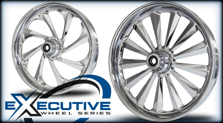 Executive Series Wheels