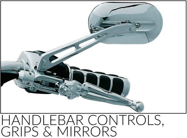 Kuryakyn Handlebars Grips & Mirrors