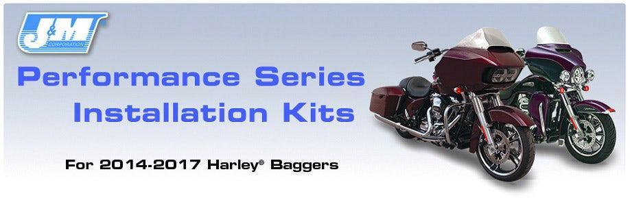 J&M Performance Series Installation Kits