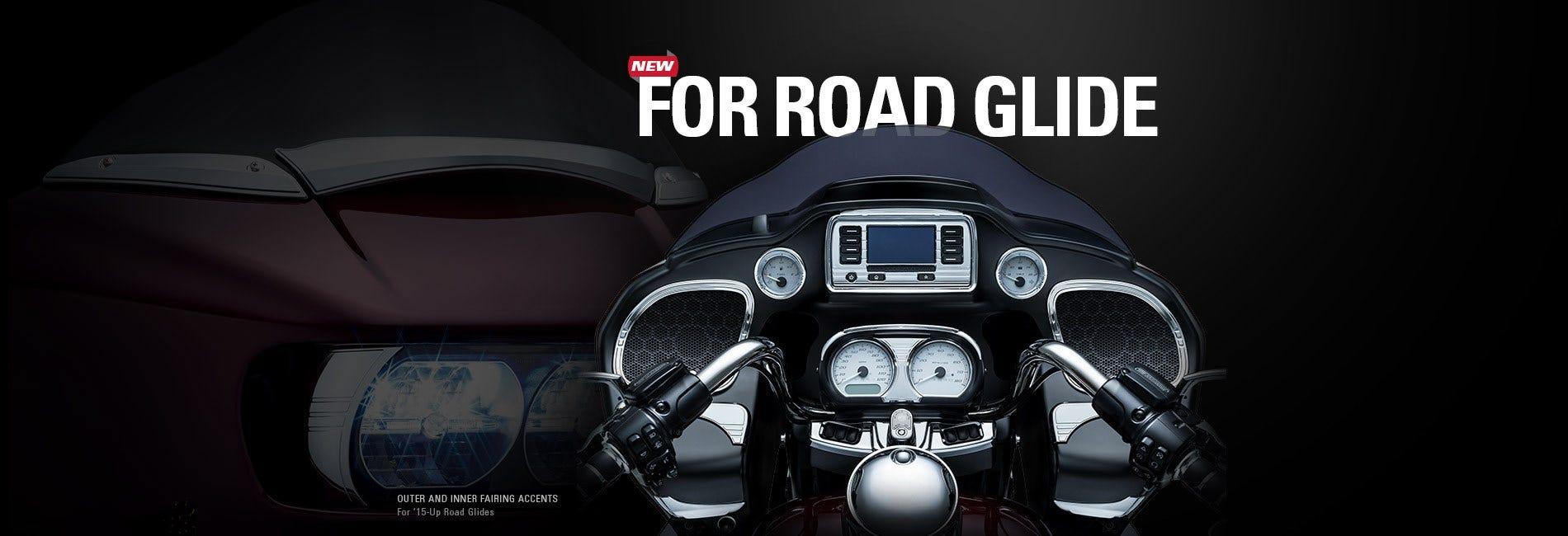 Road Glide 2015-2016 Accessories