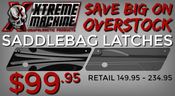 Xtreme Machine Latch Sale