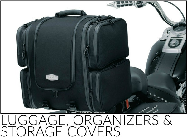 Kuryakyn Luggage, Organizers, & More