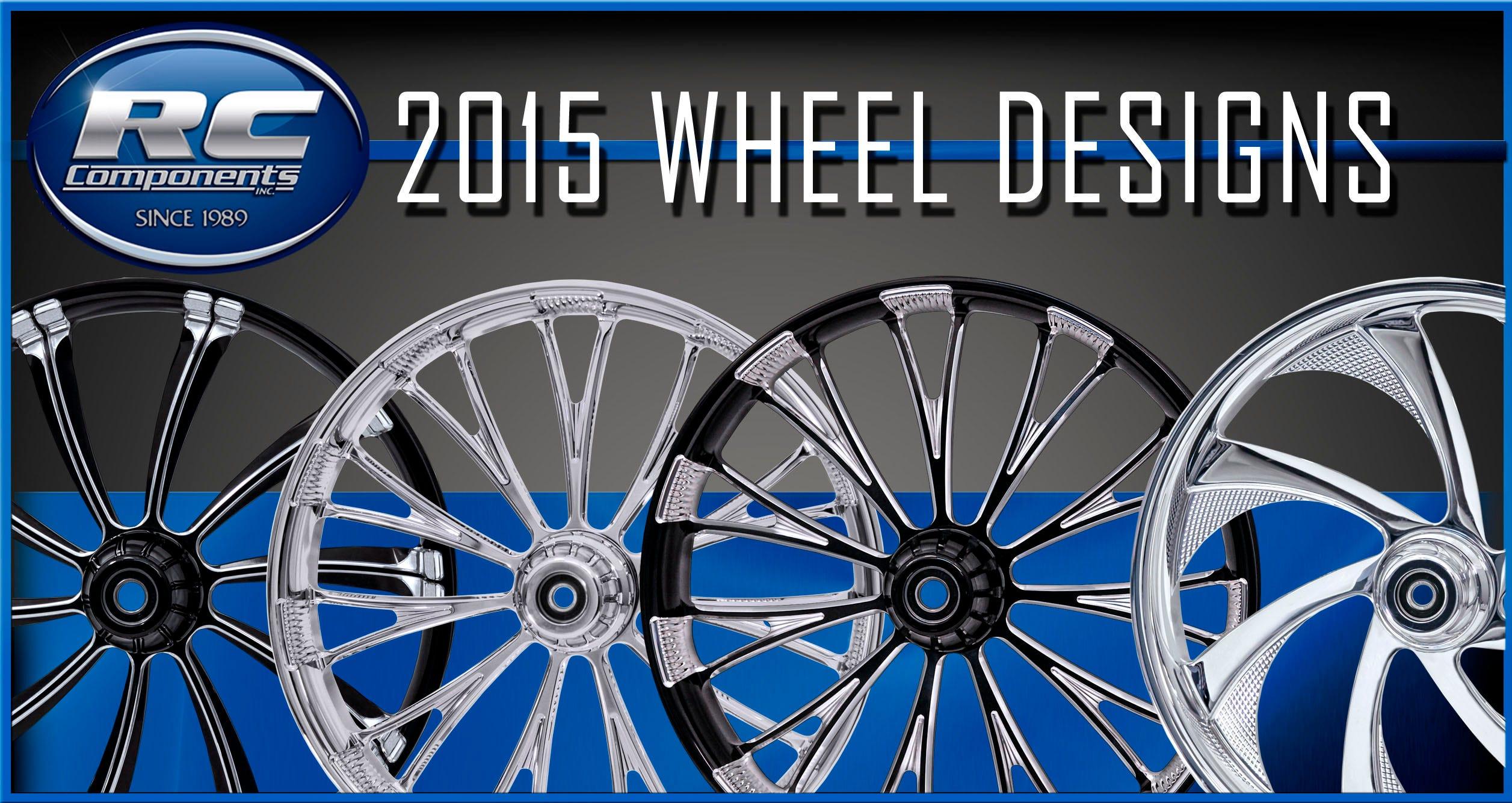 RC 2015 Wheel Styles