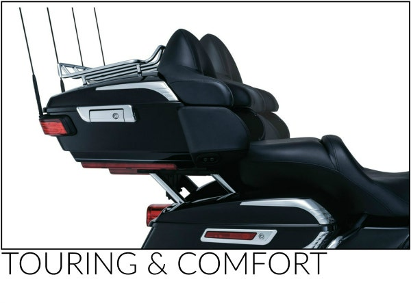 Kuryakyn Touring Accessories & Comfort