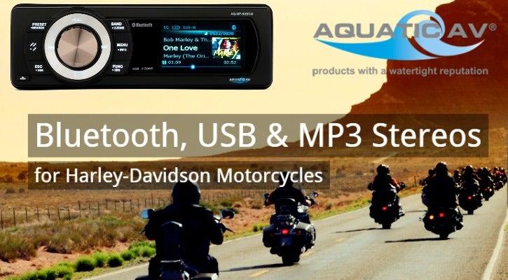 Aquatic AV Bluetooth Radio