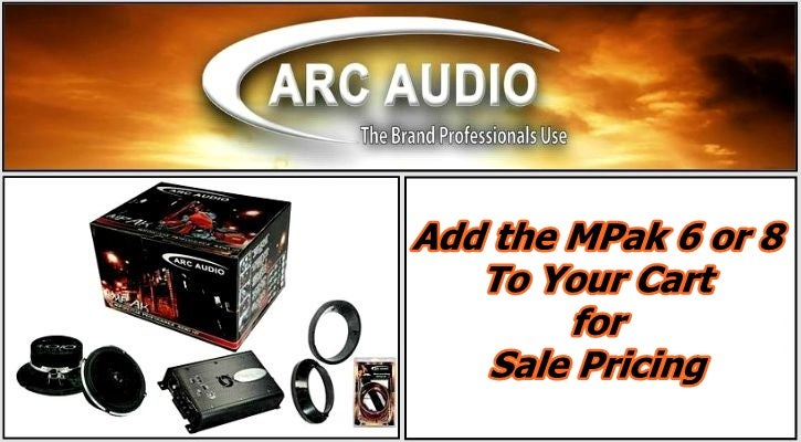 Arc Audio Sale