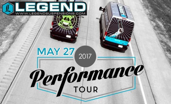 Legends Demo Tour