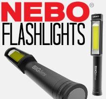 NEBO Led Flashlights