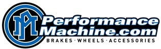 Performance Machine Wheels & Accessories
